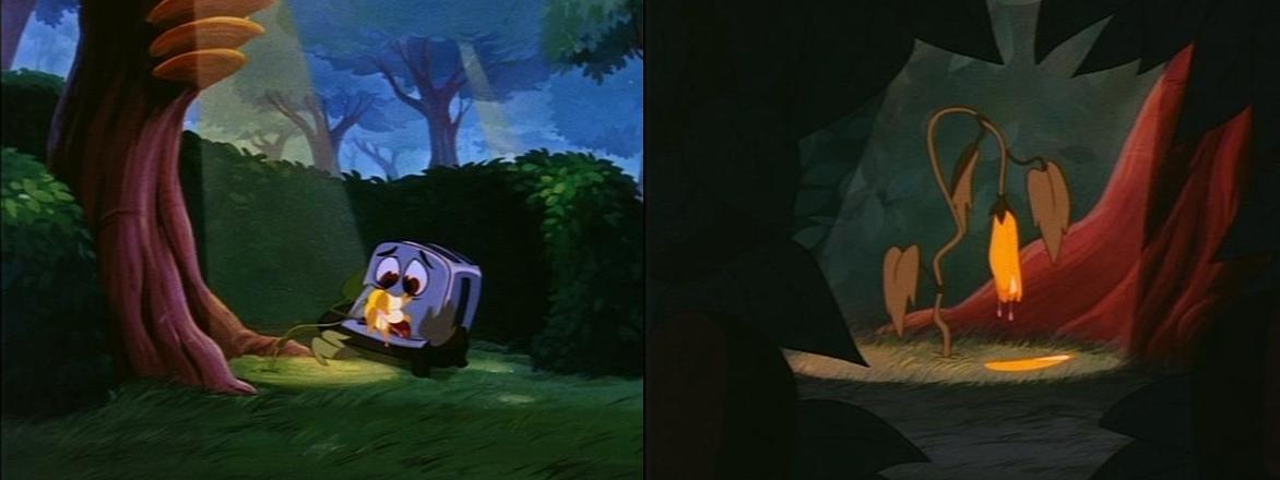 brave little toaster magnet scene