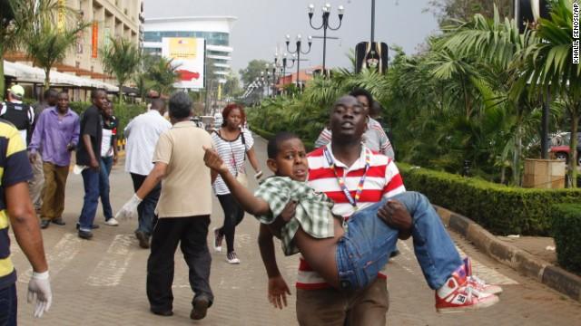Kenya mall