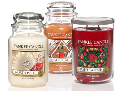 Photo from Yankee Candle.