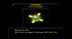 KH 2 Cure