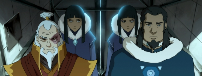 "All images from Nickelodeon's ""The Legend of Korra"""