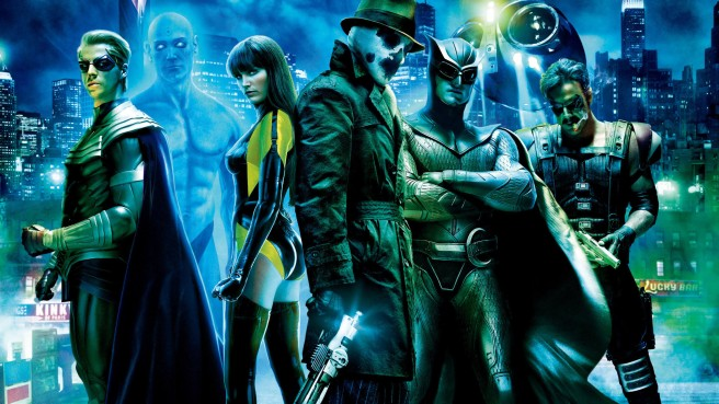 moviebook--Watchmen