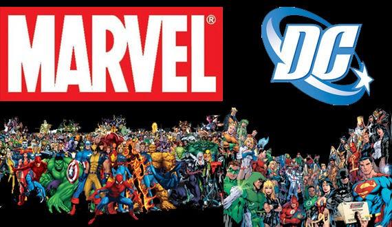 Geek-MarvelDC
